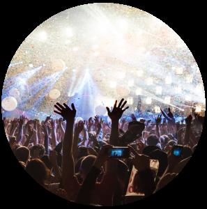 venue replay concert